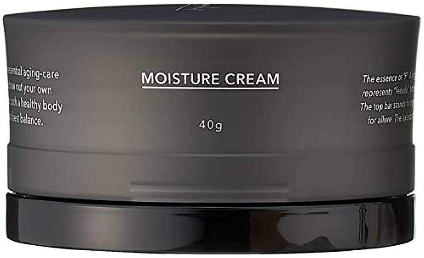 デザート昼間おとうさんF organics(エッフェオーガニック) モイスチャークリーム 40g