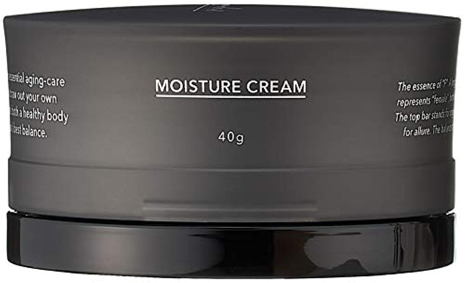想像力豊かなインディカ尊敬するF organics(エッフェオーガニック) モイスチャークリーム 40g
