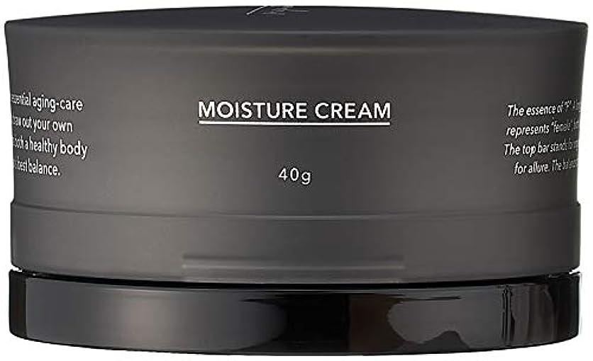 不安定な寓話飼いならすF organics(エッフェオーガニック) モイスチャークリーム 40g