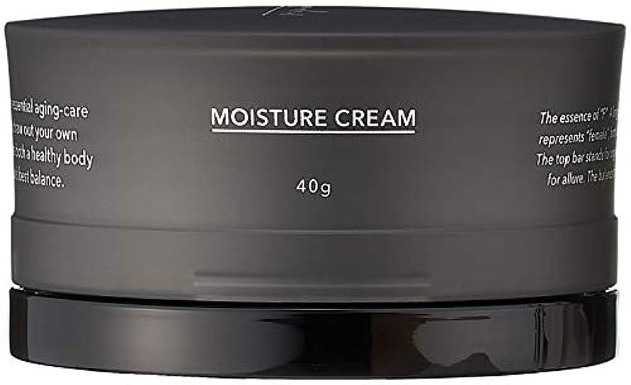 補助配列月曜F organics(エッフェオーガニック) モイスチャークリーム 40g