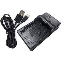 【PCATEC】 CASIO NP-40 対応互換バッテリー&USB充電器セット☆USBバッテリーチャージャー☆ EX-Z100/ EX-Z200/ EX-Z300