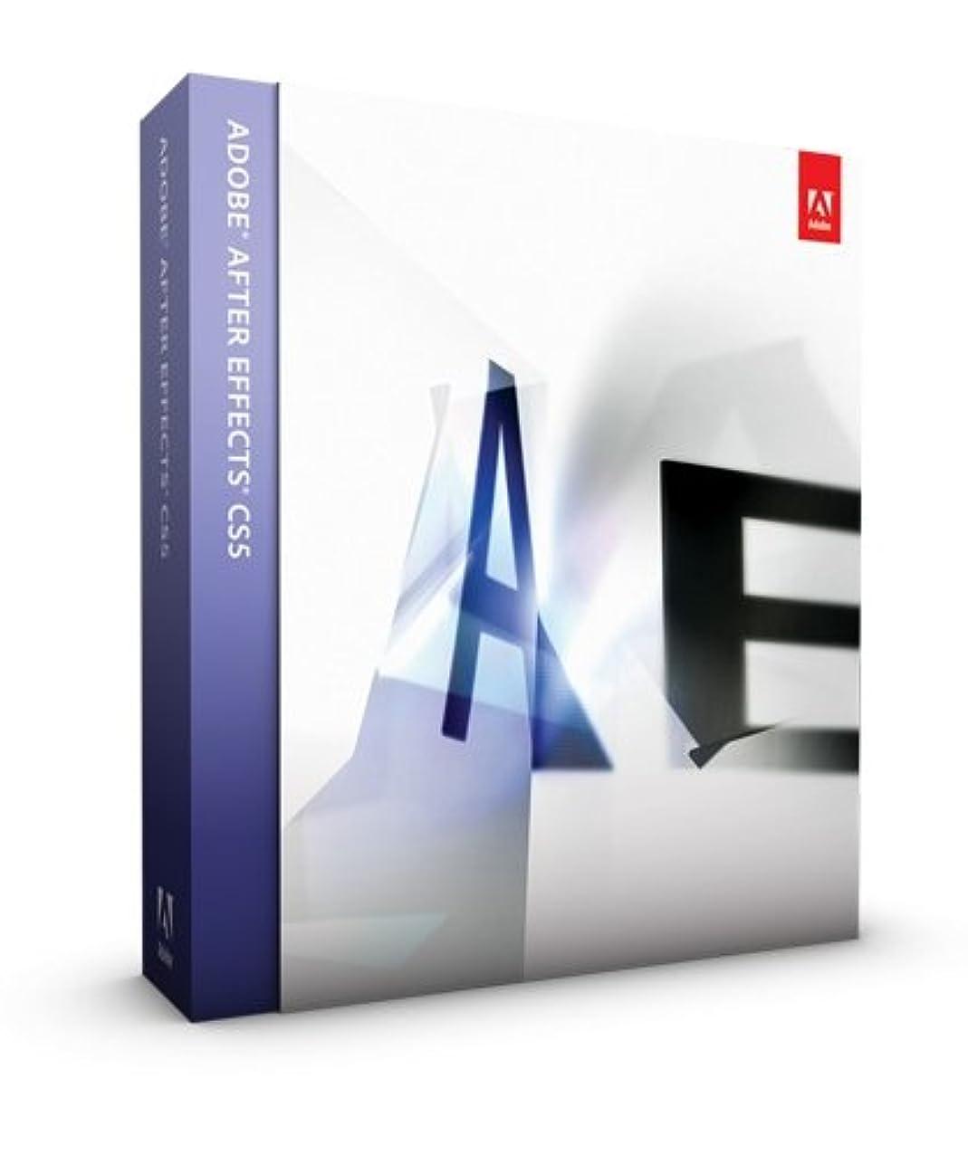 相談切り刻むスリラーAdobe After Effects CS5 Macintosh版 (64bit) (旧製品)