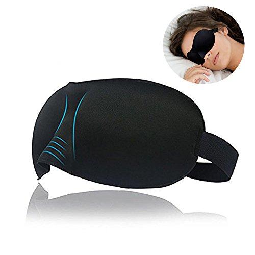 NEGODA 睡眠 アイマスク 安眠 グッズ 軽量 遮光 アイマスク 3D立体型 仮眠 通気 睡眠 旅行 NGyz001