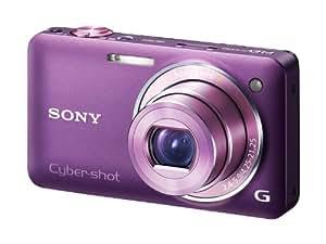 ソニー SONY デジタルカメラ Cybershot WX5 (1220万画素CMOS/光学x5) バイオレット DSC-WX5/V