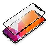 PGA Premium Style iPhone 11 Pro 治具付き 3Dダブルストロングガラス アンチグレア PG-19AGL06D