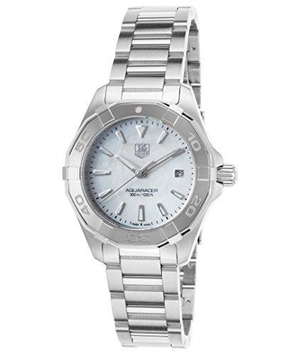 タグホイヤー TAG Heuer 腕時計 アクアレーサー 300m防水 レディース WAY1412.BA0920[並行輸入品]