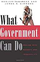 What Government Can Do: Dealing with Poverty and Inequality (American Politics and Political Economy Series)