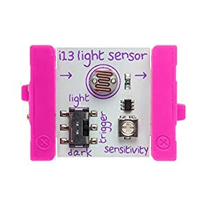 littleBits 電子工作 モジュール BITS MODULES I13 LIGHT SENSOR ライト センサー