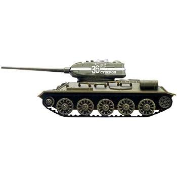 青島文化教材社 1/72 RC VS タンクS08 T-34 ID4