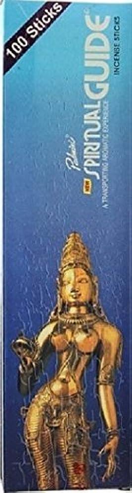 本能親指平らなSpiritual Guide – 100スティックボックス – Padmini Incense