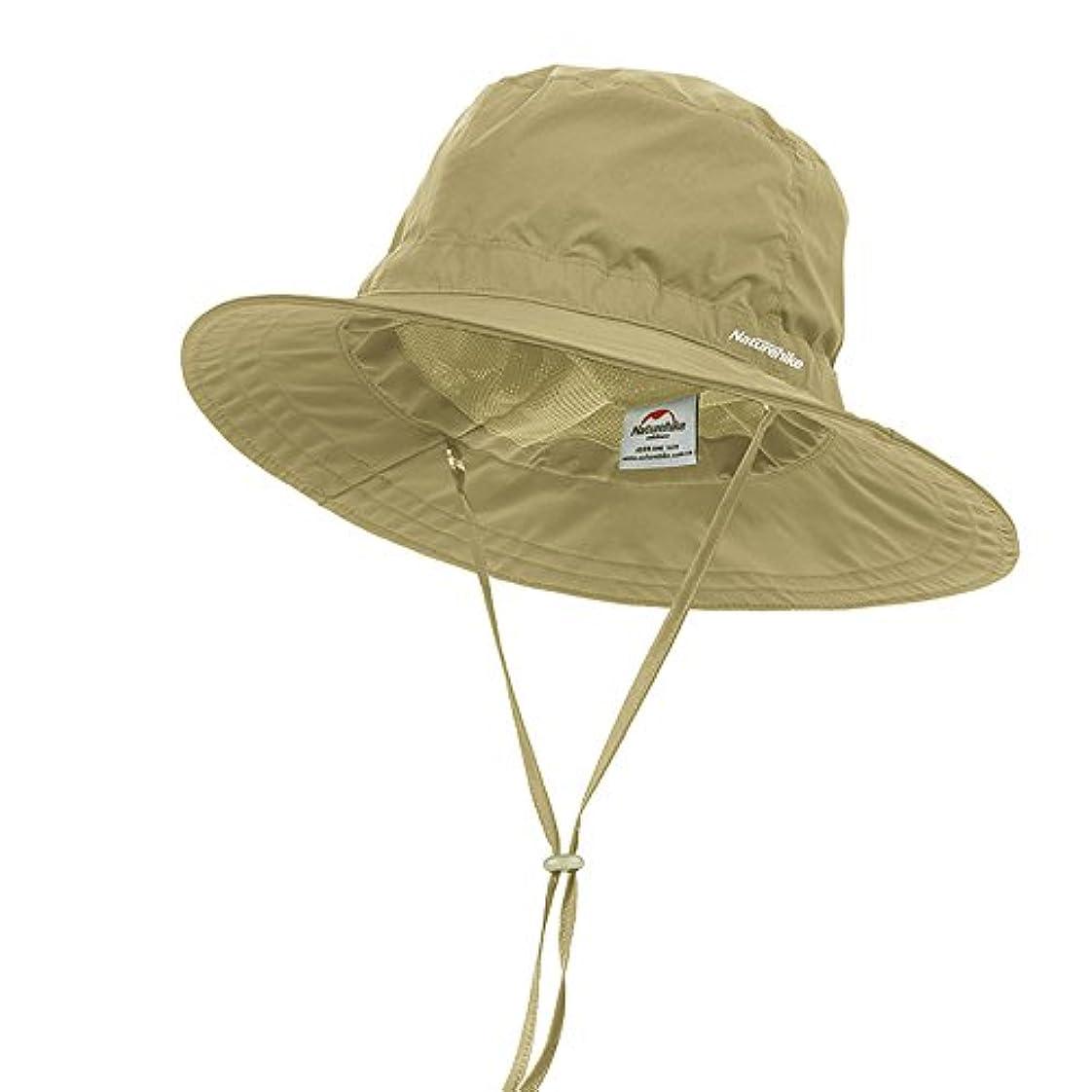 寄付するオートメーションエンコミウムTentock 折りたたみ UVカット帽子 防水 撥水 夏用帽子 ブーニーハット サファリ アウトドア ハイキング キャンプ 登山 釣り フィッシング ハット 全3色