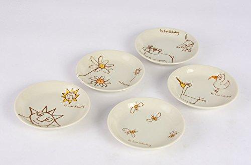 bloom キルメルール 小皿セット 16110