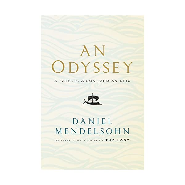 An Odyssey: A Father, a ...の商品画像
