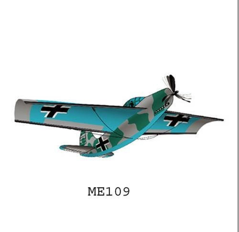 X-Kites AeroPlane 3D Nylon Airplane Kite: ME 109 by X-Kites [並行輸入品]
