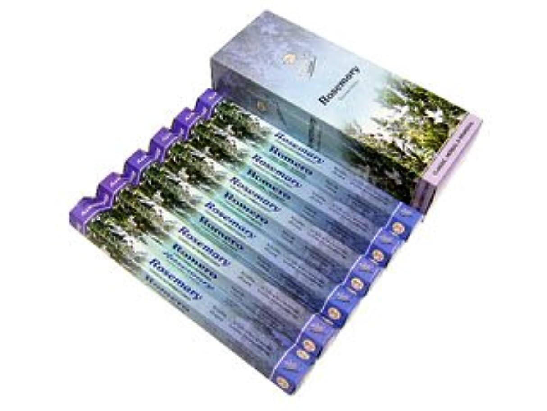 植物学者熱高層ビルFLUTE(フルート) ローズマリー香 スティック ROSEMARY 6箱セット