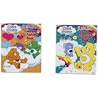ケアベアジャンボカラーリングandアクティビティブック – Care Bear Coloring Book
