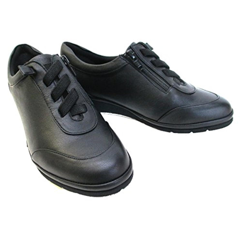 [ピサ] Pisaz pisaz 1274 レディース 天然皮革 ゴアレース コンフォート靴 仕事靴 通勤靴