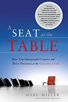 A Seat at the Table by [Miller, Marc]