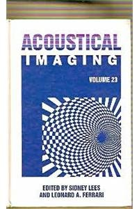 Download Acoustical Imaging 0306457687
