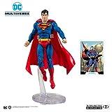 DCコミックス DCマルチバース 7インチ・アクションフィギュア #002 スーパーマン[Action Comics #1000]