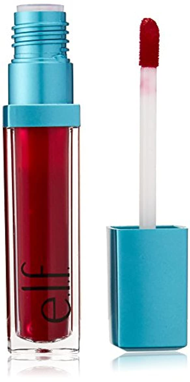 伸ばすずっとのためにe.l.f. Aqua Beauty Radiant Gel Lip Stain - Dewy Berry (並行輸入品)