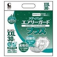近澤製紙所:●近澤製紙所 メディパッド エアリーガードプラス XXL30枚入り×4袋 4975170883264