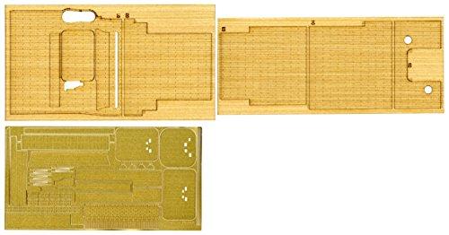 フジミ模型 1/350日本海軍航空母艦 加賀専用木甲板シール