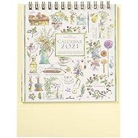 日本ホールマーク 2021年 カレンダー 卓上 ハーブカタログ 775575