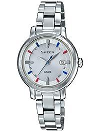 [カシオ]CASIO 腕時計 SHEEN 世界6局対応電波ソーラー SHW-1900BD-7AJF レディース
