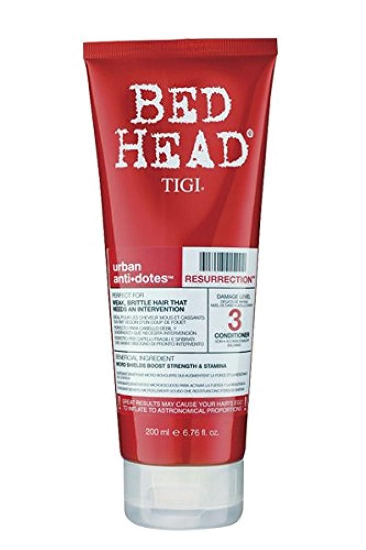 飼料時計回り突っ込むティジー ベッドヘッドアーバンアンチドート髪再生コンディショナー 200ml (並行輸入品)
