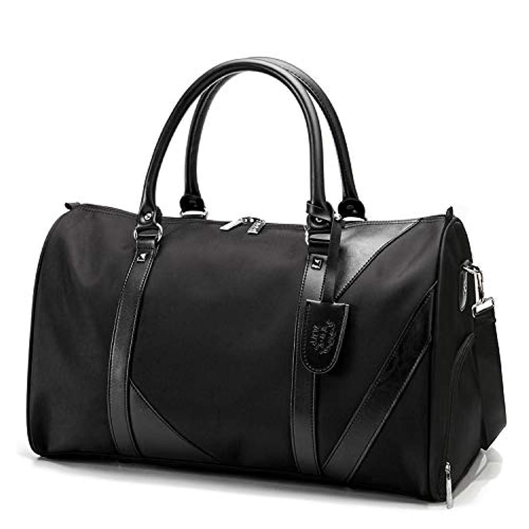数学者自分自身精通した[TcIFE]ボストンバッグ レディース メンズ スポーツダッフルバッグ ガーメントバッグ 大容量 修学 旅行トラベルバッグ シューズ収納バッグ