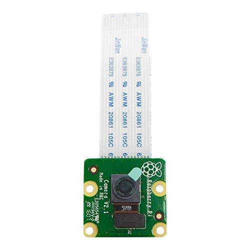 Raspberry Pi Camera Module V2 カメラモジュール (Daylight - element14)