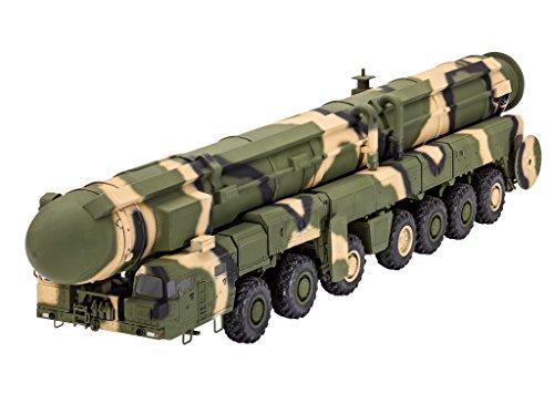 ドイツレベル 1/72 ロシア大陸間弾道ミサイル トーポリ SS-25 sickle 03303 プラモデル