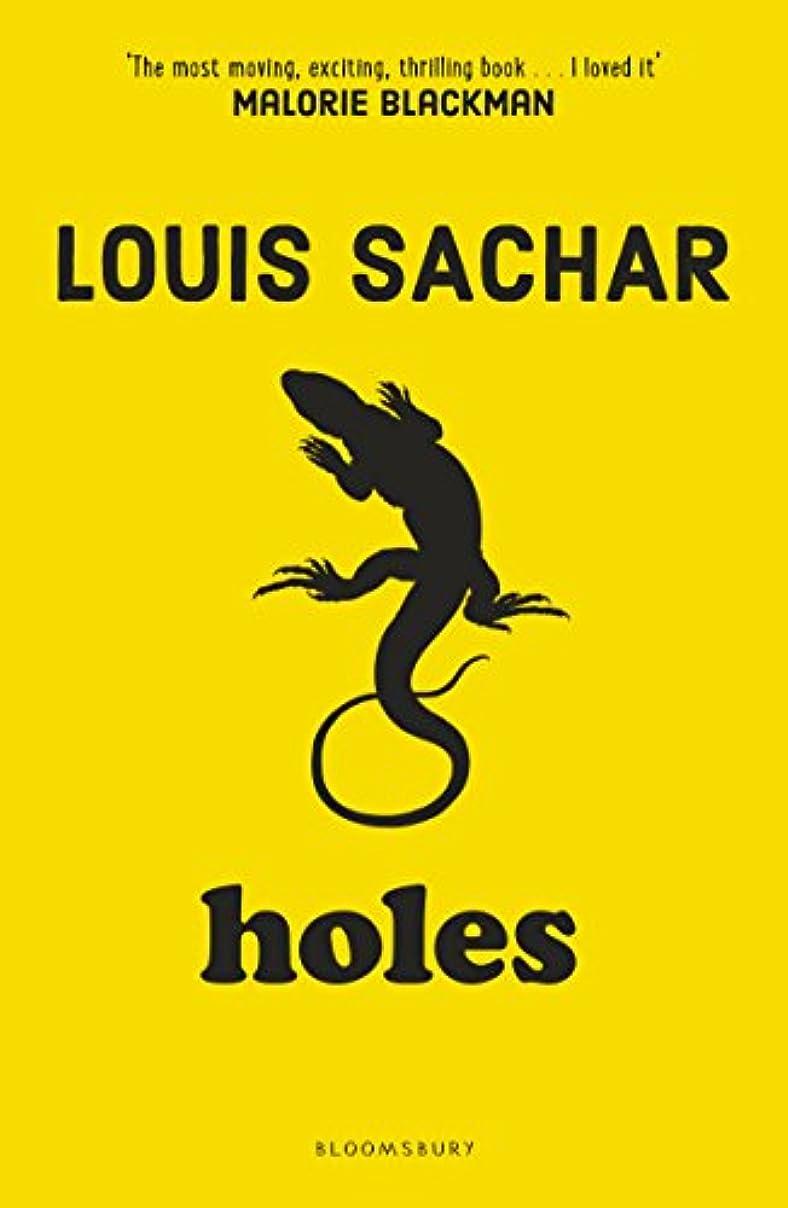 窒息させる従事した銀行Holes (English Edition)