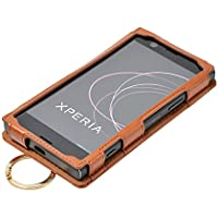 【Shop B.M.K】Xperia XZ1 Compact SO-02K G8441 ケース レザーケース カバー