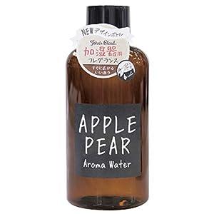 JohnsBlend(ジョンズブレンド) アロマウォーター 加湿器用 520ml アップルペアーの香り OA-JON-12-4
