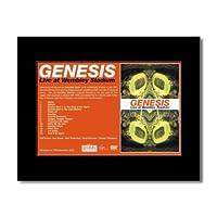 GENESIS - Live At Wembley Stadium Mini Poster - 21x13.5cm
