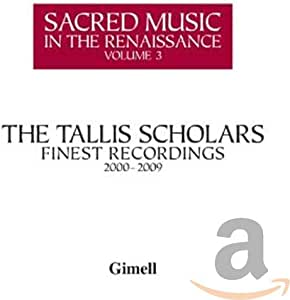 Sacred Music in the Renaissance Vol. 3
