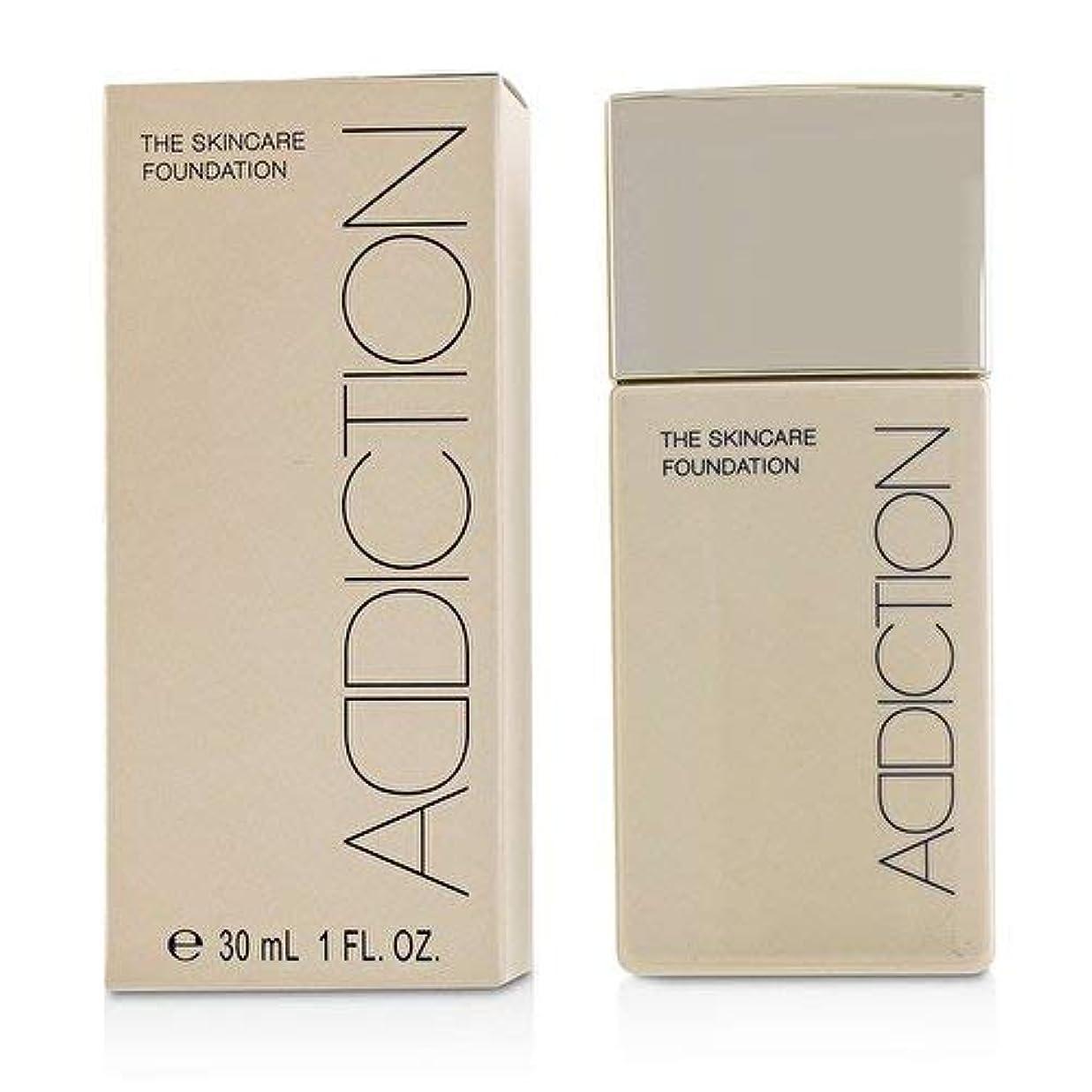 採用家具小麦アディクション ザスキンケア ファンデーション # 005 (Nude Ivory)