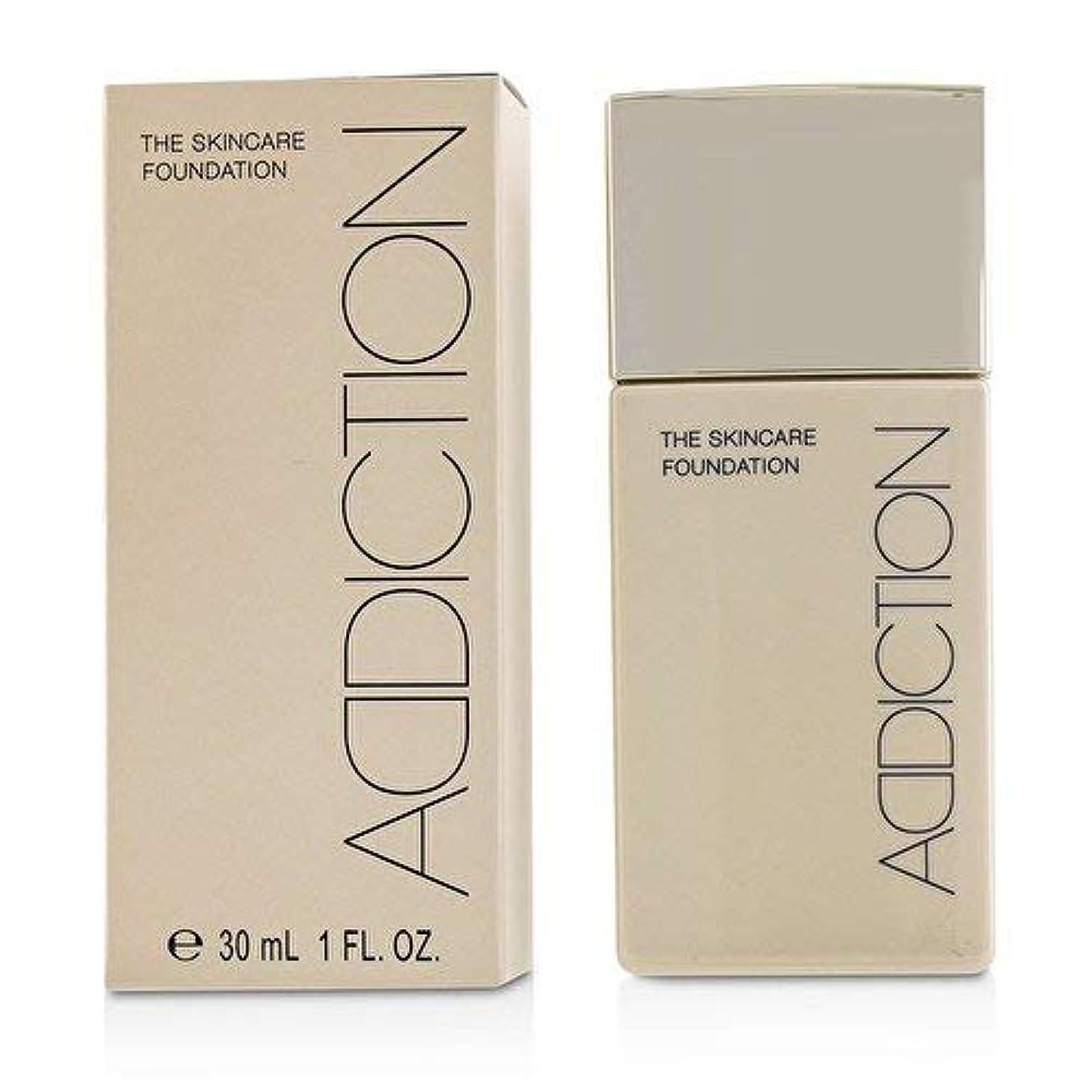 そして立方体バンドアディクション ザスキンケア ファンデーション # 005 (Nude Ivory)