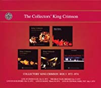 Collector's Box 3: 1972-1974 by King Crimson (2007-09-21)