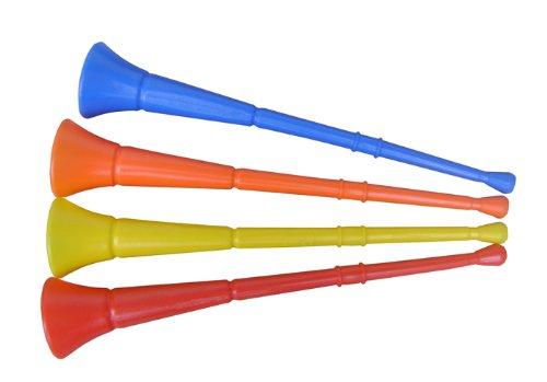 ブブゼラ(Vuvuzela) カラー:レッド(赤)