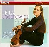 バルトーク : 無伴奏ヴァイオリン・ソナタ 画像