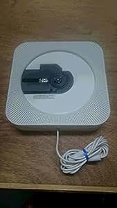 無印良品 壁掛式CDプレーヤー CPD-4