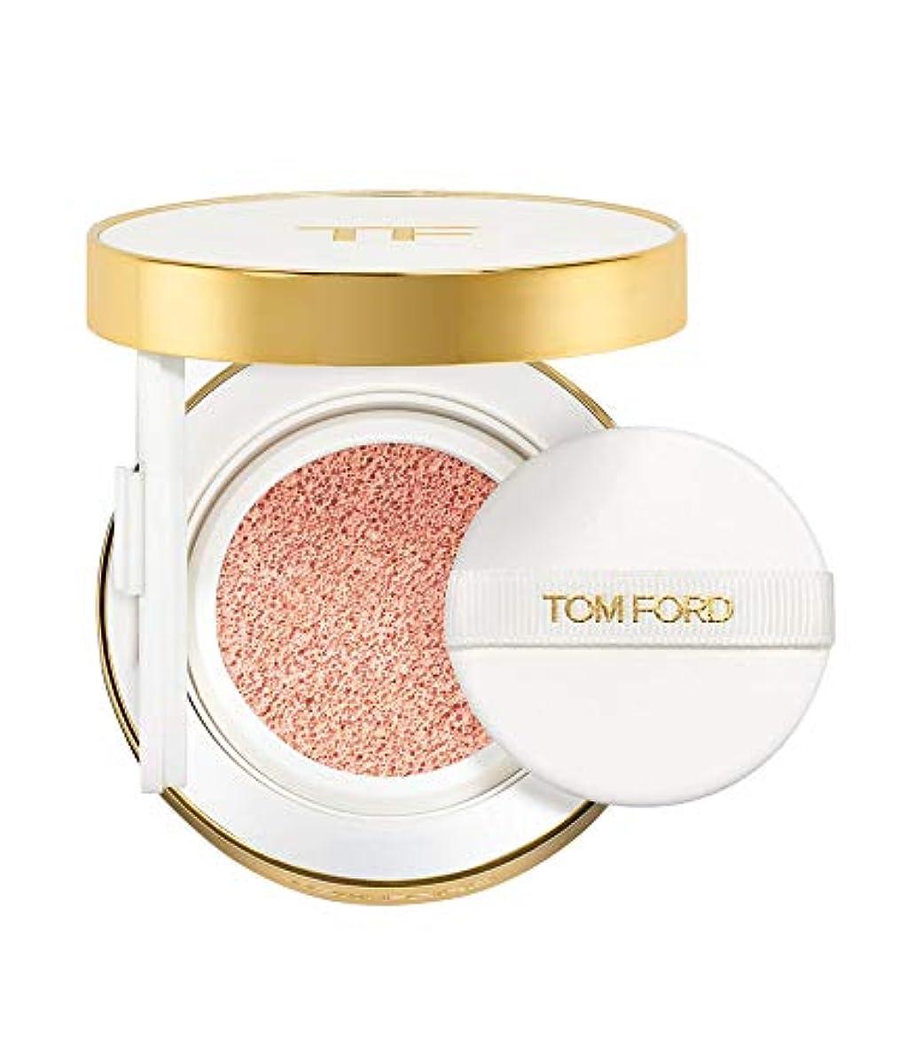 内訳不安定な塩TOM FORD BEAUTY(トム フォード ビューティ) ソレイユ グロウ トーン アップ ファンデーション SPF40 ハイドレーティング クッション コンパクト (1 ローズ グロウ トーン アップ)