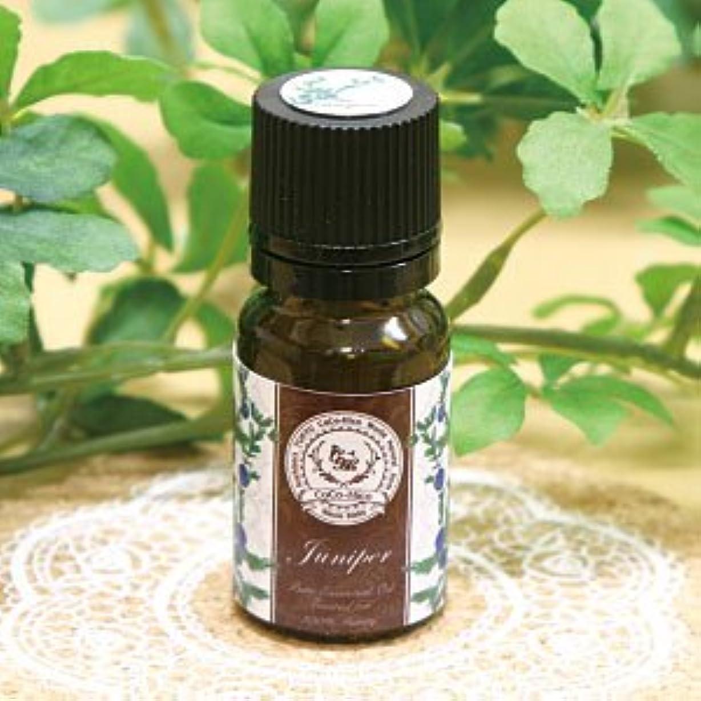 ストレス一部差別的ココヒコアロマエッセンシャルオイル 100% 天然精油 ジュニパーベリー 5ml