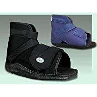 Darco International Slimline Adult Cast Boot, Black, Large