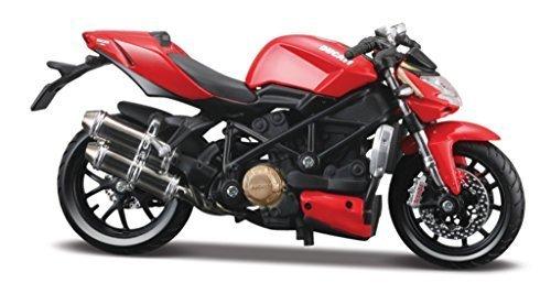 Maisto 1:18 Ducati Streetfighter S 2011 rot by Maisto [並行輸入品]