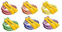 Champion Sports 2.4m Deluxe Xu Jump Rope Set