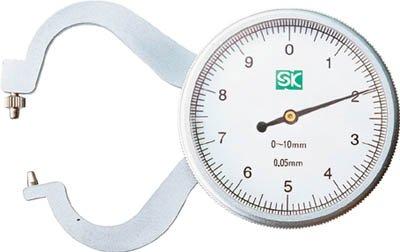 SK ダイヤルキャリパゲージ DCG-MA1